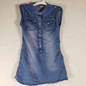 Carters size 5 denim dress
